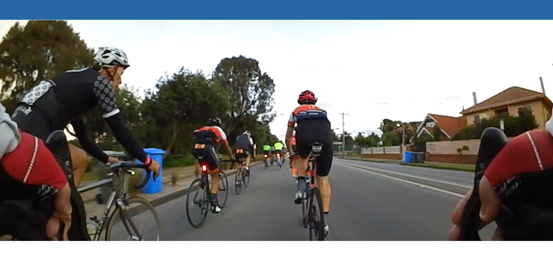 Why we ride 2 abreast