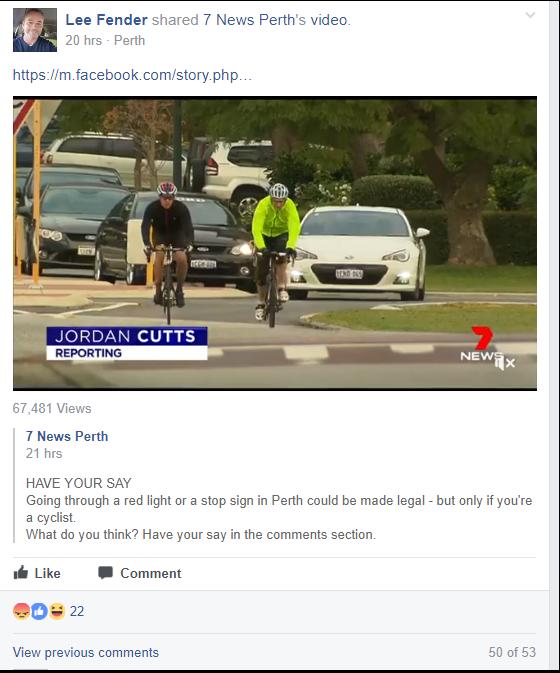 Carsplaining and #HiVis - Australian Cycle Alliance